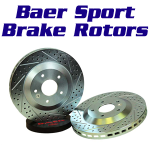 Baer Eradispeed and Decela-Sport Rotors