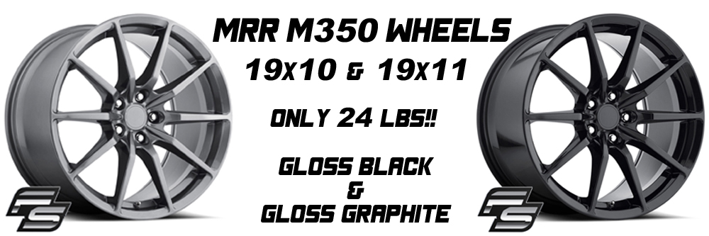 MRR M350 Wheels