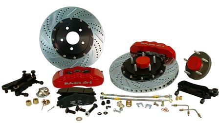 Baer Brakes - Pro Plus Kit