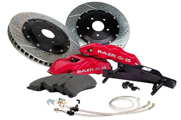 Baer Brakes - Extreme and Extreme Plus Kit