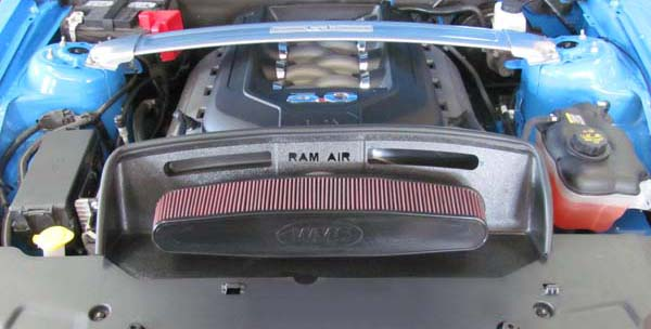 2011-2012 Coyote Wild Ram Air Intake Kit