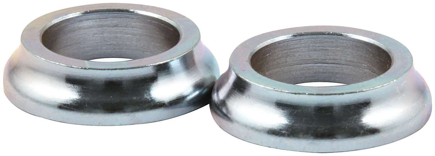 Allstar Tapered Spacers, Steel 5/8 I.D., 1/4 Long