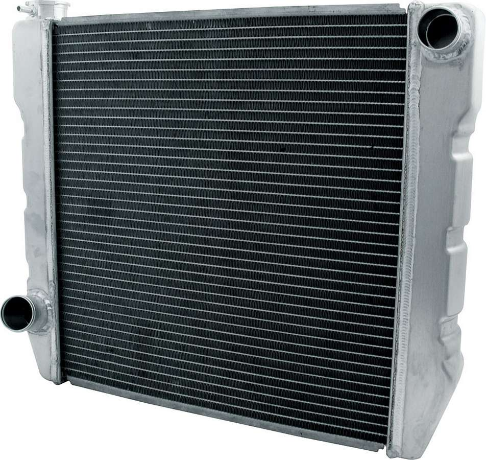 Allstar Single Pass Radiator Ford 19 x 31