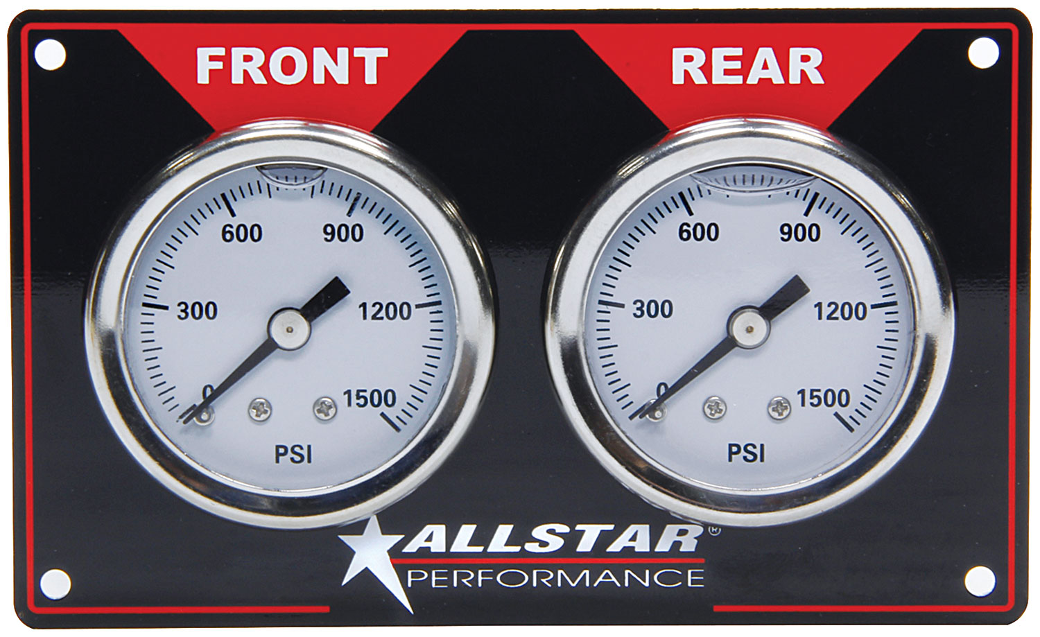 Allstar Brake Bias Gauge Horizontal