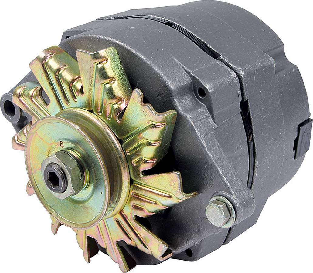 Allstar GM Alternator 63 Amp 1 Wire