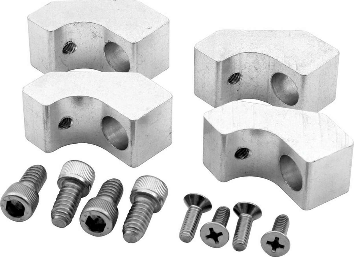Allstar Mounting Kit For Use With Center Bolt Covers