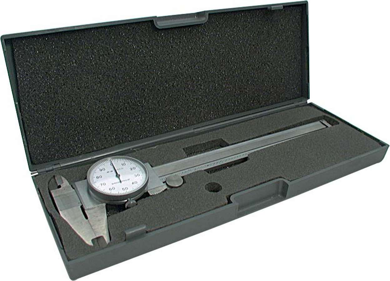 Allstar Dial Calipers 6 With Case