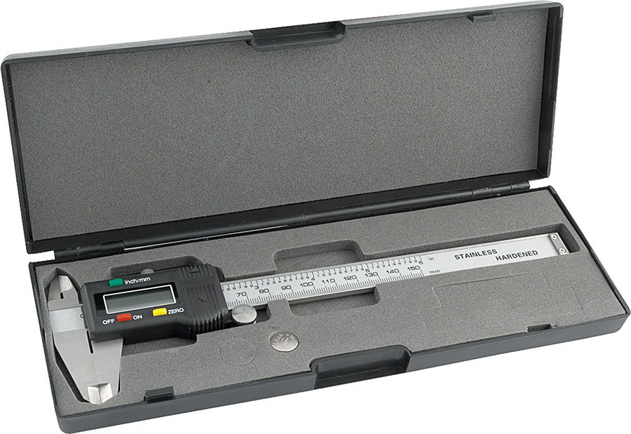 Allstar Digital Calipers 0-6 With Case