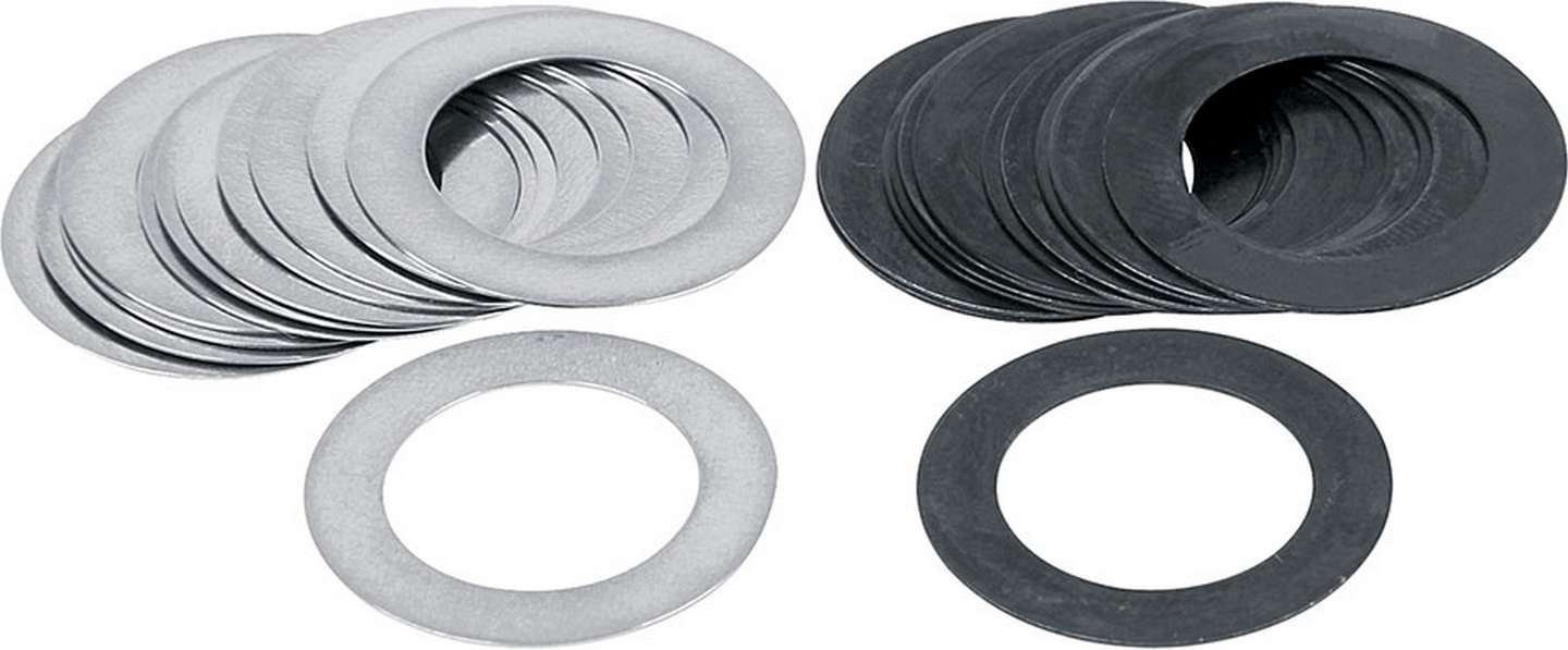 Allstar Spark Plug Indexing Shims, 14mm Flat Seat