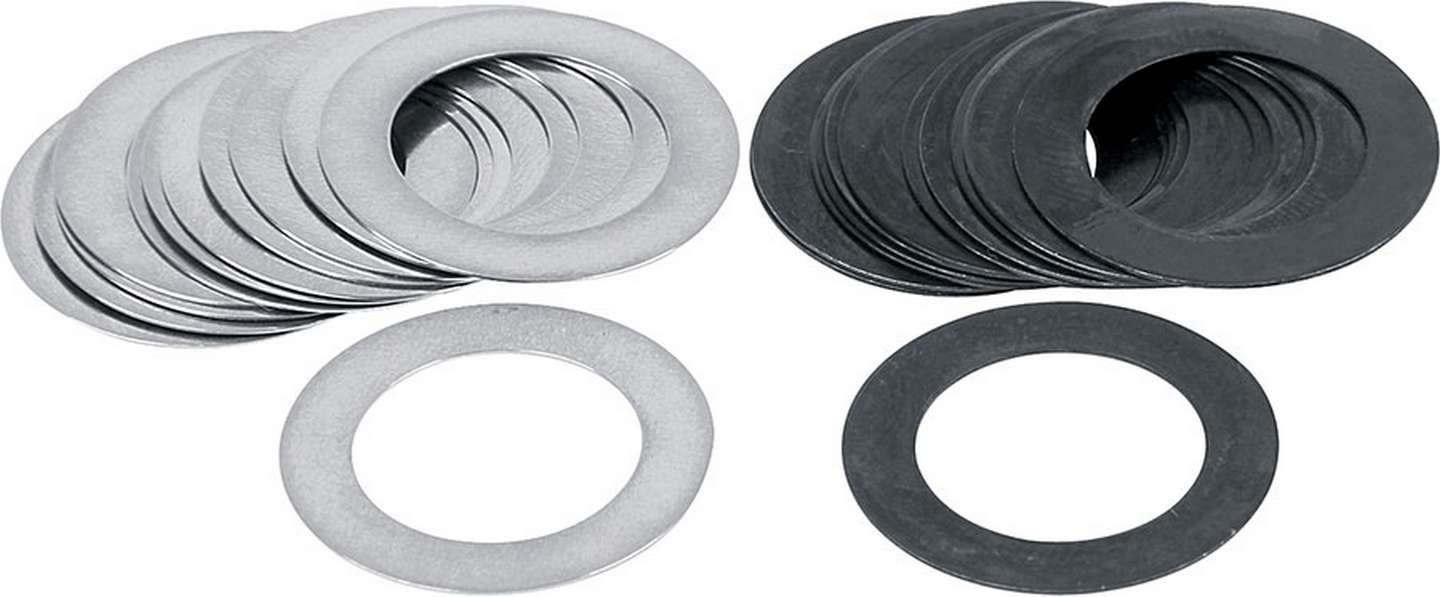 Allstar Spark Plug Indexing Shims, 14mm Flat Seat Small O.D. (All Pro)