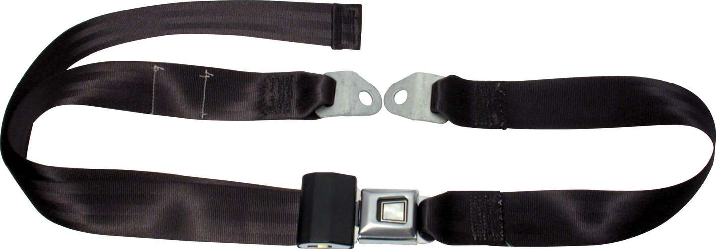 Allstar Seat Belt 2-Point Black