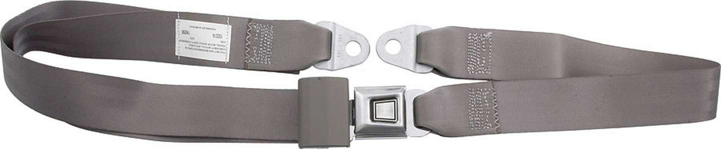 Allstar Seat Belt 2-Point Gray