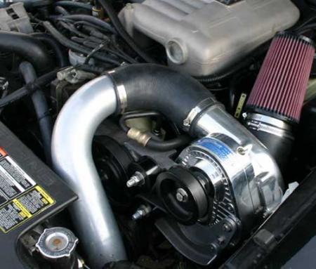 ProCharger Stage II Intercooled System with D-1SC, 1994-1995 MUSTANG AND COBRA