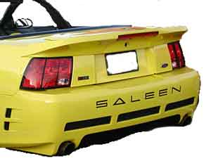 saleen rear valance 99 04 mustang. Black Bedroom Furniture Sets. Home Design Ideas