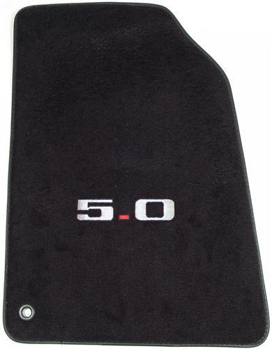 ACC Floor Mat 94-04 Mustang w/ 5.0 logo