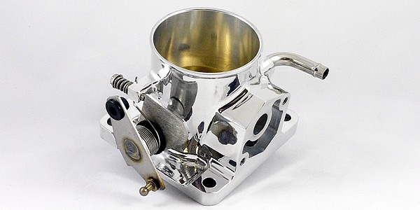 Accufab 75mm Throttle Body, 1986-93 Mustang 5.0