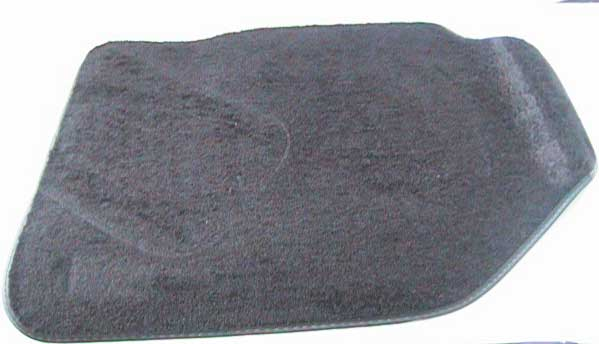 Auto Custom Carpet Floor mats (4), black, 2000-2004 Focus