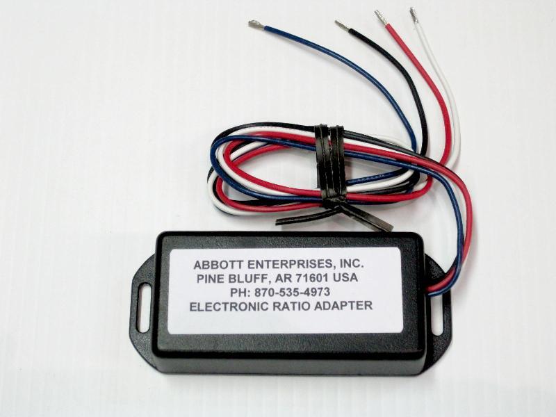 Abbot ERA Speedometer Calibrator