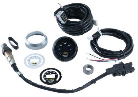 AEM Wideband Digital air fuel gauge w/ Bosch LSU 4.9 sensor, 2\