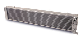 Afco Heat exchanger, Pro series dual pass with dual fans, 03/04 Cobra