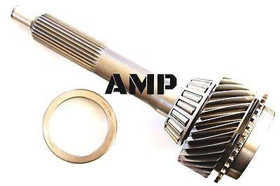 AMP 26 spline input shaft, T-56 03/04 Cobra
