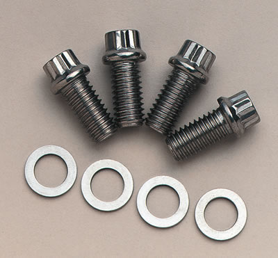 ARP Header Bolts, 5.0/302/351, 12pt Stainless - 1.00 long