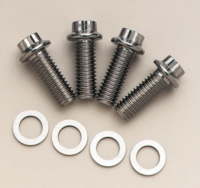 ARP Intake Bolts, 5.0/302/351, 6pt Stainless