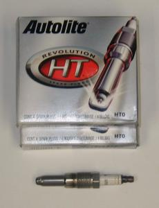 Autolite HT1 spark plugs, 4.6 / 5.4 3V, 2005-07 Mustang GT