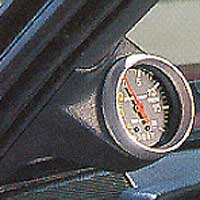 Gauge Works 2 5/8 Single Pillar Pod - 1997-03 F-150 (1 Only)