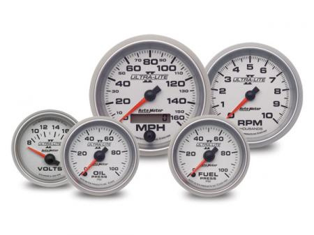 Autometer Gauges and Packages