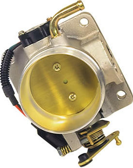 BBK Throttle Body, 75mm, 1986-93 Mustang 5.0