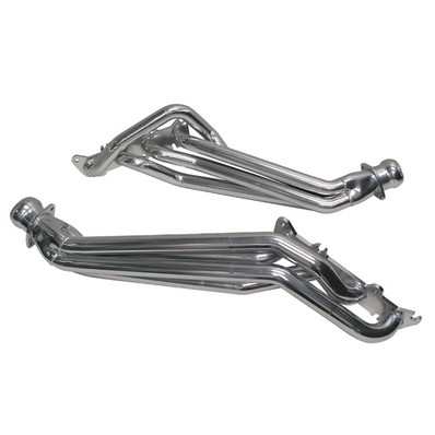 BBK long tube headers, ceramic, 2011-2014, 2015+ Mustang GT