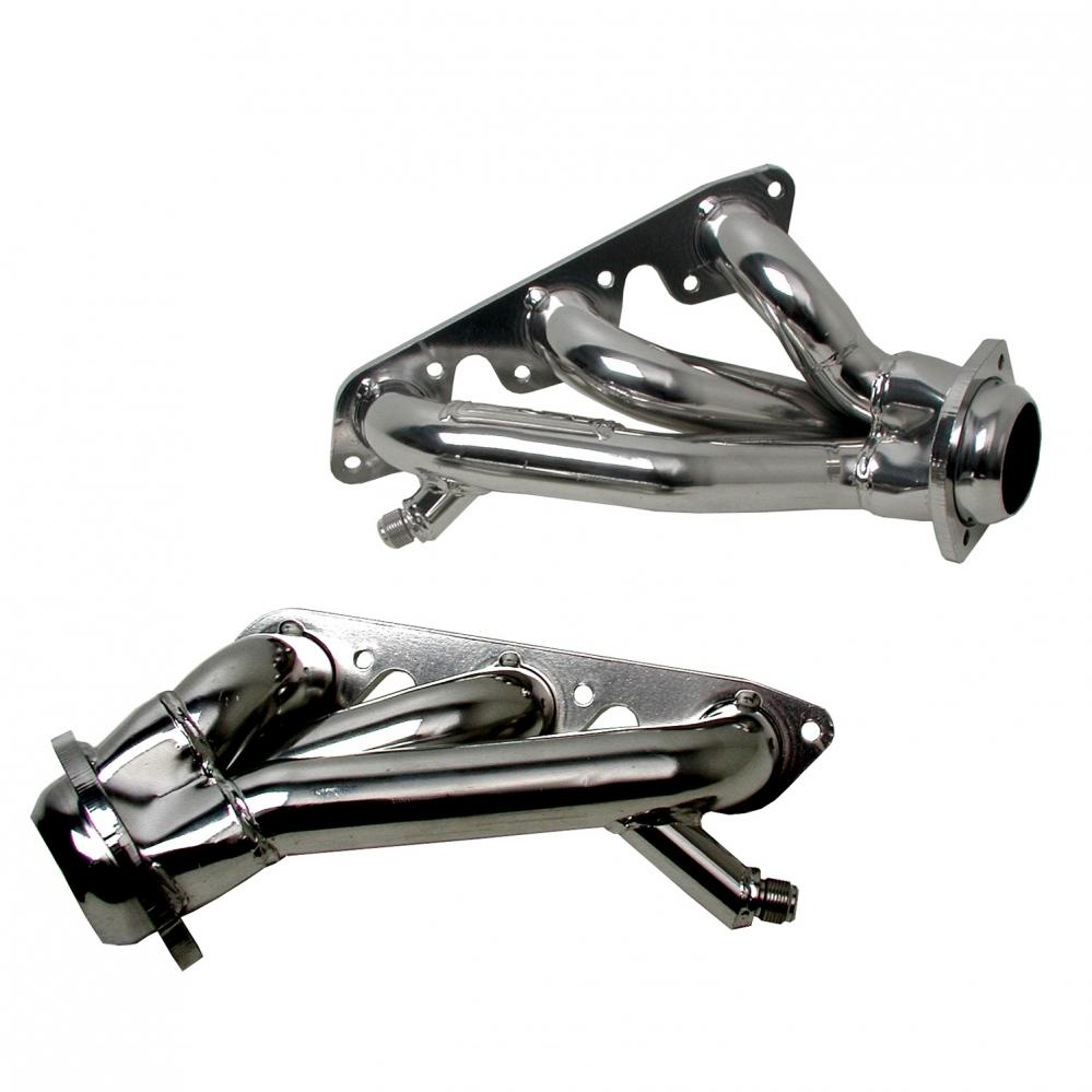 BBK headers, 1 5/8 shorty, 1999-04 Mustang 3.8 V6
