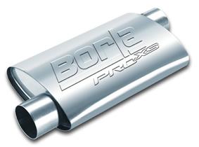 Borla ProXS Muffler, stainless, 3.0\
