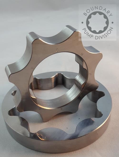 Boundary Billet Oil Pump Gears, 4.6 3V, 5.4 3V, GT500 engines