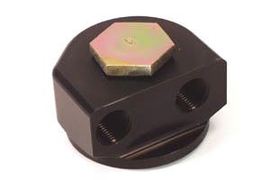 Canton Billet Remote Filter Adapter, 5.0/302/351