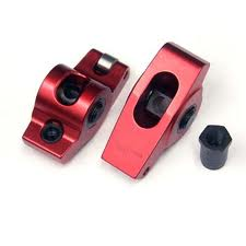 Comp Cams, Roller Rockers, 1.7, 3/8\