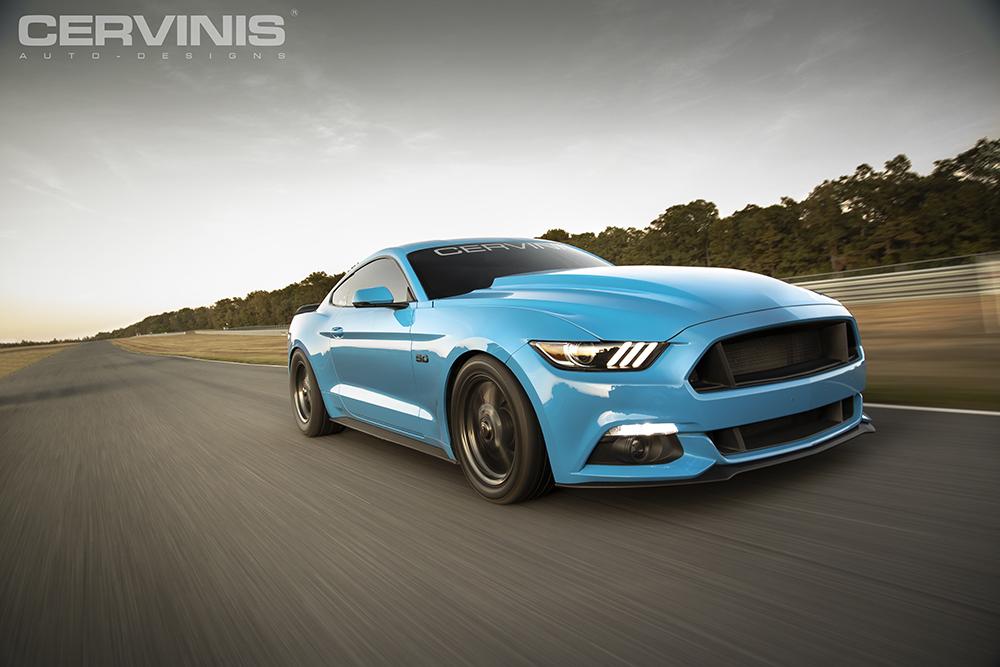 Cervinis Cobra R Hood, 2015-17 Mustang