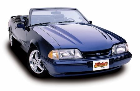 Cervini\'s Cobra R Hood, 1987-93 Mustang
