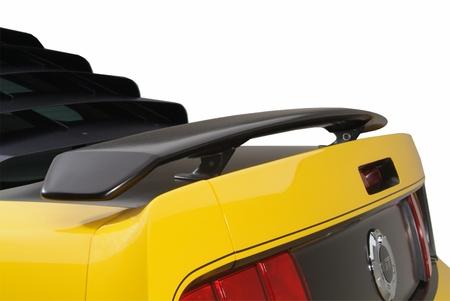Cervini\'s Pedastal rear wing, 2005-09 Mustang