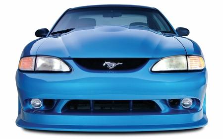 Cervini\'s 2000 Cobra R front bumper cover, 1994-98 Mustang