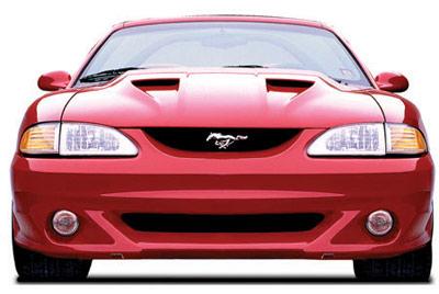 Cervini\'s Stalker Front Bumper, 1994-98 Mustang