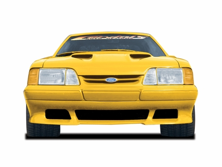 Cervini\'s Quarter Window Covers, Mach 1, 2005-09 Mustang