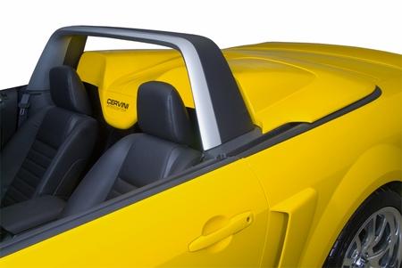 Cervini\'s Speedster Tonneau Cover, 2010-14 Mustang