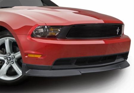 Cervini\'s 2010-12 Mustang Chin Spoiler Type II