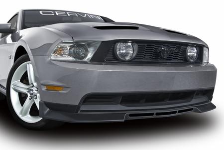 Cervini\'s 2010-12 Mustang Type IV Chin Spoiler
