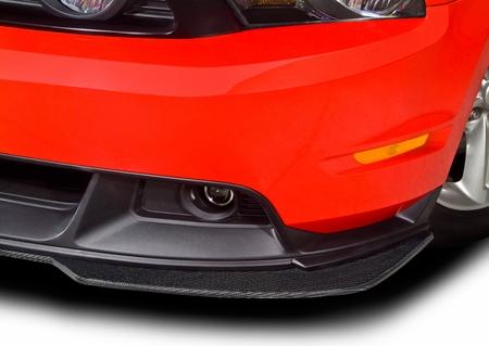 Cervini\'s 2010-12 Mustang Carbon Fiber Splitter