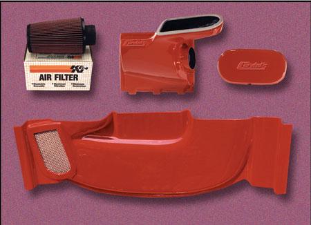 Cervini\'s 1987-93 Mustang Stormin Norman Kit