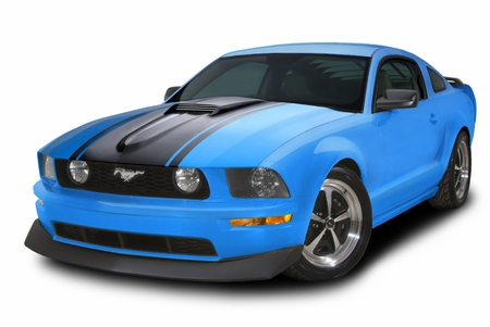 Cervini\'s M1 Body kit, 2005-09 Mustang