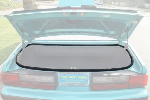 1979-93 Mustang Coupe/Conv. Trunk Weather Strip
